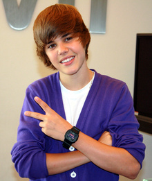Justin Bieber Facts on Justin Bieber S Full Name Is Justin Drew Bieber